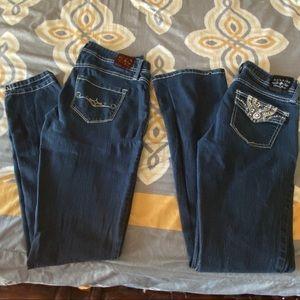 Zipper-less Jean Bundle💎